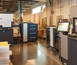 Digital + Offset Printing